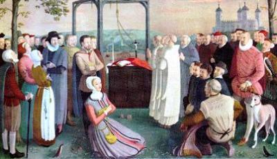 San Enrique Morse y los 40 mártires de Gales