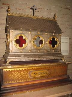 Las Santas Doncellas de Tolosa