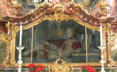 San Alejandro en Ottobeuren