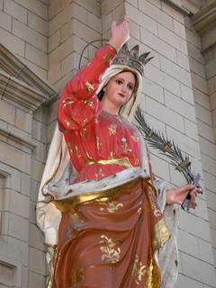 Santa Parasceve (o Venera), la predicadora