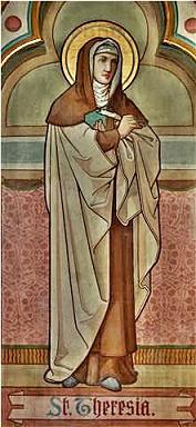 De Santa Teresa y su poema