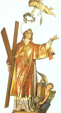 De la vida de San Vicente Mártir...