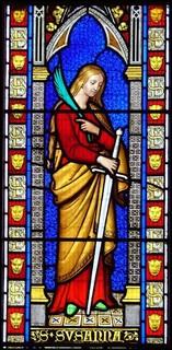 Santa Susana de Roma (II)