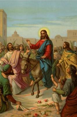 Semana Santa: El Domingo de Ramos