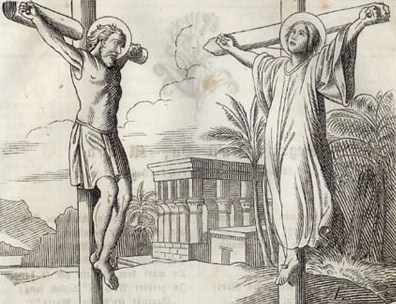 De Santas Crucificadas (II)