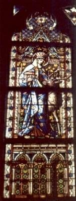 Santa Ida, una de Toggenburg y otra de Herzfeld