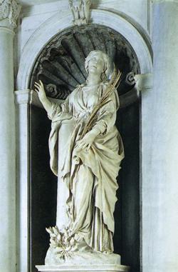 Santa Bibiana de Roma (II)