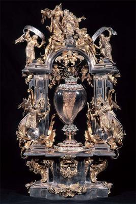 Reliquias de santa Teresa de Jesús