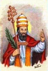 San Lino papa.