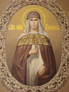 Santa Febronia, princesa de Murom