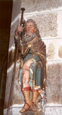 De San Roque, vida y leyenda