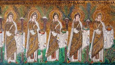 Martyrium: atributos de los mártires antiguos