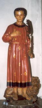 San Agapito de Præneste