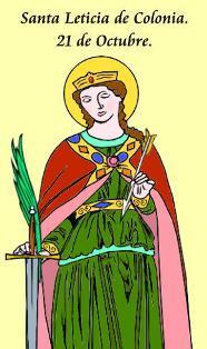 Santa Úrsula y compañeras IV