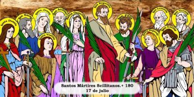 Santa Generosa y los mártires de Cartago