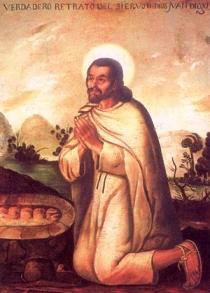 Juan Diego, afeitado...