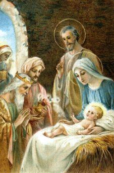 Reyes Magos y reliquias