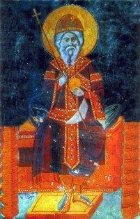 Reyes Santos: San Teodosio I, el Grande