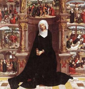 La Soledad de María.