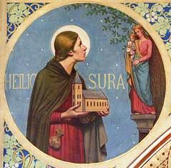 Santas Sura y Musa
