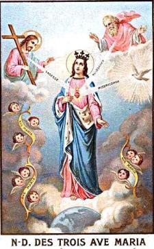 Nuestra Señora de las 3 Avemarías.