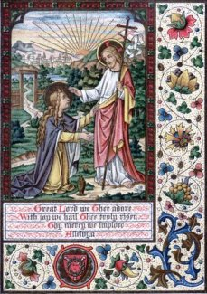De la Pascua, su liturgia y sus detalles