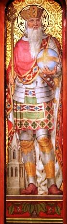 San Carlomagno, emperador ¡y santo!