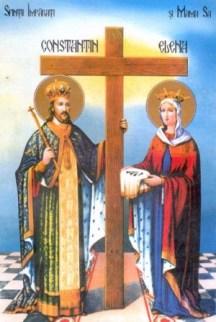 La Invención de la Santa Cruz (II)