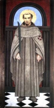 San Ricardo Reynolds, el ángel de Syon.