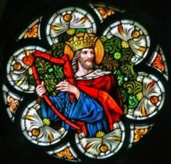 San David para David.