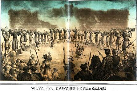 Los Niños mártires de Nagasaki (I): Tomasito.