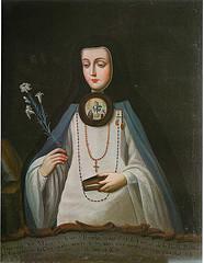 Madre Tomelín, el lirio de Puebla