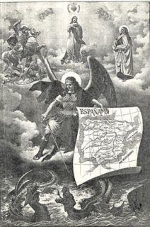 Santa Teresa, Patrona de España.