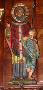 San Blas para el otorrinolaringólogo