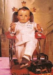El Santo Niño Doctor de los Enfermos