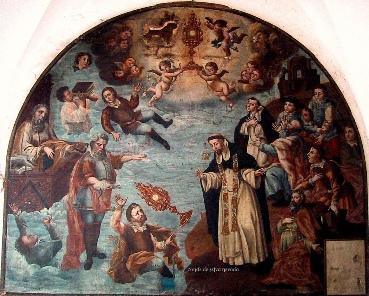 De Santo Domingo y de albigenses